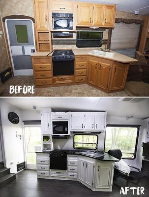 Camper And Rv Remodeling Services In Georgia